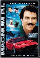 Cover image for Magnum P.I. Season one [videorecording (DVD)]