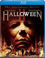 Cover image for Halloween II [videorecording (Blu-ray)]