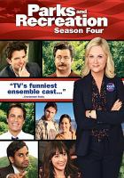 Cover image for Parks and recreation. Season four [videorecording (DVD)]
