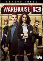 Cover image for Warehouse 13. Season three [videorecording (DVD)]