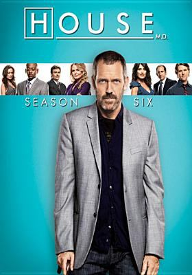 Cover image for House M.D. Season six [videorecording (DVD)]