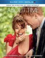 Cover image for About time [videorecording (Blu-ray)]
