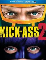 Cover image for Kick-Ass. 2 [videorecording (Blu-ray)]