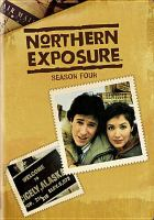 Cover image for Northern exposure. Season four [videorecording (DVD)].