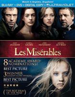 Cover image for Les misérables [videorecording (Blu-ray)]