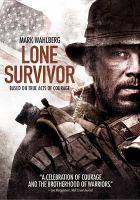 Cover image for Lone survivor [videorecording (DVD)]