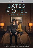 Cover image for Bates Motel. Season one [videorecording (DVD)]