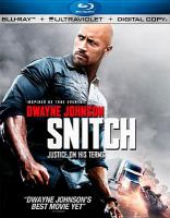 Cover image for Snitch [videorecording (Blu-ray)]