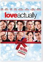 Cover image for Love actually [videorecording (DVD)]