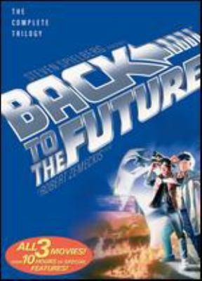 Cover image for Back to the future [videorecording (DVD)]