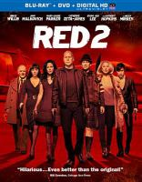 Cover image for Red 2 [videorecording (Blu-ray)]