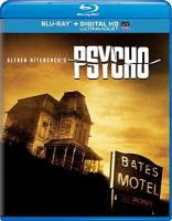 Cover image for Psycho [videorecording (Blu-ray)]