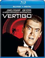 Cover image for Vertigo [videorecording (Blu-ray)]