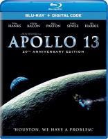 Cover image for Apollo 13 [videorecording (Blu-ray)]