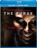 Cover image for The purge [videorecording (Blu-ray)]