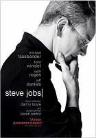 Cover image for Steve Jobs [videorecording (DVD)]