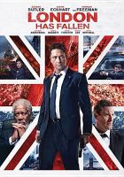 Cover image for London has fallen [videorecording (DVD)]