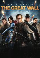 Cover image for The great wall [videorecording (DVD)]
