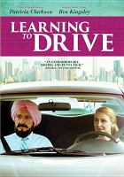 Cover image for Learning to drive [videorecording (DVD)]