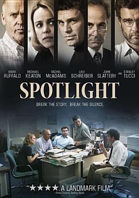 Cover image for Spotlight [videorecording (DVD)]