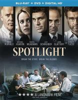 Cover image for Spotlight [videorecording (Blu-ray)]
