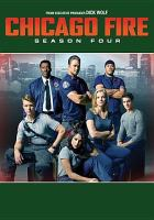 Cover image for Chicago fire. Season four [videorecording (DVD)]