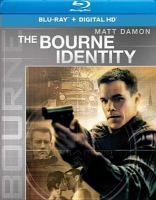 Cover image for The Bourne identity [videorecording (Blu-ray)]