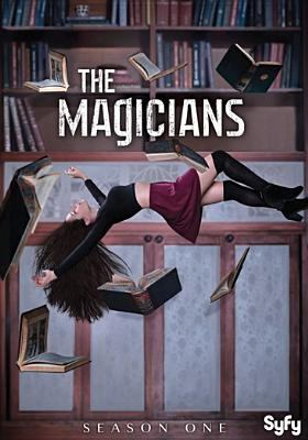 Cover image for The magicians. Season one [videorecording (DVD)]
