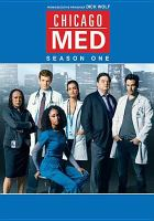 Cover image for Chicago Med. Season one [videorecording (DVD)]