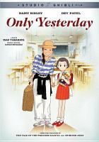 Cover image for Only yesterday [videorecording (DVD)]