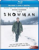 Cover image for The snowman [videorecording (Blu-ray)]