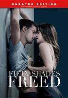 Cover image for Fifty shades freed [videorecording (DVD)]