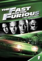 Cover image for The fast and the furious [videorecording (DVD)]