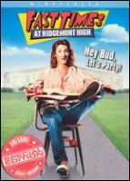 Cover image for Fast times at Ridgemont High [videorecording (DVD)]