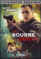 Cover image for The Bourne identity [videorecording (DVD)]