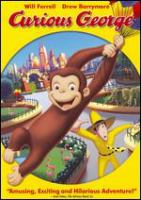 Cover image for Curious George [videorecording (DVD)]
