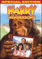 Cover image for Harry and the Hendersons [videorecording (DVD)]
