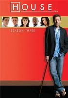 Cover image for House, M.D. Season 3 [videorecording (DVD)]