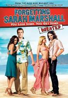 Cover image for Forgetting Sarah Marshall [videorecording (DVD)]