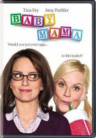 Cover image for Baby mama [videorecording (DVD)]