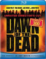 Cover image for Dawn of the dead [videorecording (Blu-ray)]