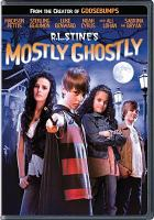 Cover image for Mostly ghostly [videorecording (DVD)]