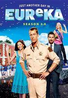 Cover image for Eureka. Season 3.0 [videorecording (DVD)]