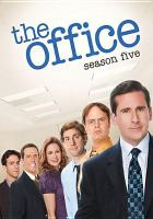 Cover image for The office. Season five [videorecording (DVD)]
