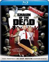 Cover image for Shaun of the dead [videorecording (Blu-ray)]