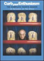Cover image for Curb your enthusiasm. The complete fourth season [videorecording (DVD)]