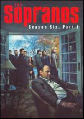 Cover image for The Sopranos. Season six, Part I [videorecording (DVD)]