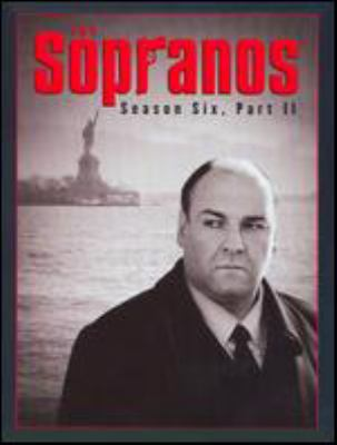 Cover image for The Sopranos. Season six, Part II [videorecording (DVD)]