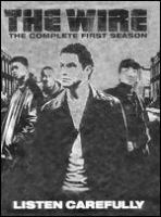 Cover image for The Wire. The complete first season [videorecording (DVD)]