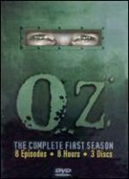 Cover image for Oz. The complete first season [videorecording (DVD)]